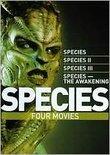 Species / Species II / Species III / Species IV