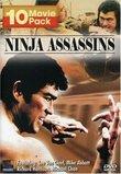 Ninja Assassins 10 Movie Pack