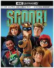 SCOOB! (4K Ultra HD + Blu-ray + Digital Code)