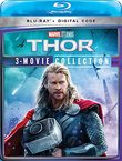 THOR 3-MOVIE COLLECTION [Blu-ray]