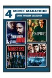 4 Movie Marathon: Crime Thriller Collection (New Jersey Drive / Empire / Mobsters / Carlito's Way: Rise to Power)