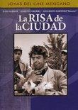 La Risa De La Ciudad (B&W)