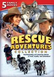 Rescue Adventures Collection: 5 Family Movies (The Legend of Cougar Canyon, George!, Night of the Wolf, Poco: Little Dog Lost, Toby McTeague)
