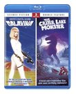 Galaxina / Crater Lake Monster- Double Feature- [Blu-ray]