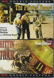 The Painted Desert/Hittin' the Trail Double Feature