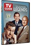 TV Guide Classics: Television Legends Johnny Carson, Jack Benny & Milton Berle