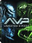 AVP - Alien vs. Predator / Aliens vs. Predator - Requiem (Unrated Two-Pack)