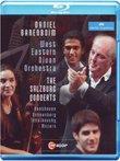 The Salzburg Concerts - Daniel Barenboim & West-Eastern Divan Orchestra [Blu-ray]