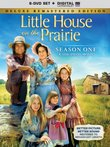 Little House on the Prairie Season 1 (Deluxe Remastered Edition DVD + UltraViolet Digital Copy)