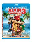 Alvin and the Chipmunks: Chipwrecked [Blu-ray]