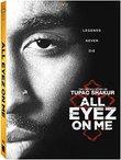 All Eyez On Me DVD