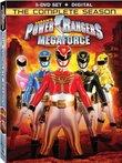 Power Rangers Megaforce: The Complete Season [DVD + Digital]