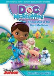 Doc McStuffins: Friendship Is The Best Medicine (DVD + Digital Copy with GWP Stickers)