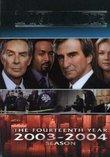Law & Order - The Fourteenth Season (2003-04 Season)