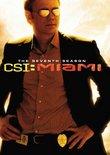 C.S.I.: Miami - The Seventh Season