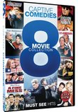 Captive Comedies - 8 Movie Collection