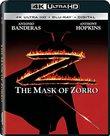 The Mask of Zorro [4K Ultra HD + Blu-ray + Digital]