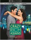 Crazy Rich Asians (4K Ultra HD + Blu-ray + Digital) (4K Ultra HD)