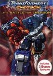 Transformers Energon - The Battle for Energon