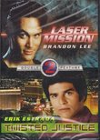 LASER MISSION / TWISTED JUSTICE (DOUBLE FEATURE)