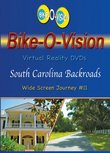 Bike-O-Vision Cycling Journey- South Carolina Backroads (Widescreen DVD #11)
