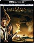 The Mummy (1999) - 4K Ultra HD + Blu-ray + Digital