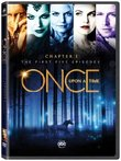 Once Upon A Time DVD - The First Five Episodes - ABC