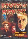Bowery At Midnight [Slim Case]