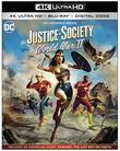 Justice Society: World War II (4K Ultra HD + Blu-ray+Digital)
