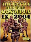 The Battle for the (Mr.) Olympia IX / 2004 - 2 DVD Set - 7 Hours