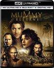 The Mummy Returns - 4K Ultra HD + Blu-ray + Digital