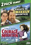 Escape To Grizzly Mountain/Courage Mountain