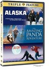 Born to Be Wild / Alaska / The Amazing Panda Adventure