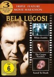 Bela Lugosi Triple Feature (White Zombie; The Corpse Vanishes; Scared to Death)