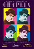 Early Masterpieces - 3 DVD Set - Starring Charlie Chaplin