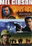 Mel Gibson Ultimate Collection (Braveheart / Payback - The Director's Cut / We Were Soldiers)