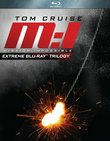 Mission Impossible Giftset Collection (Mission: Impossibe / Mission: Impossible II / Mission: Impossible III) [Blu-ray]