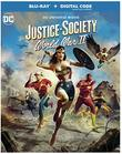 Justice Society: World War II (Blu-ray+Digital)
