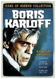 Icons of Horror - Boris Karloff (The Boogie Man Will Get You/The Black Room/The Man They Could Not Hang/Before I Hang)