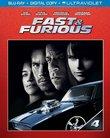 Fast & Furious (2009) (Blu-ray + Digital Copy + UltraViolet)