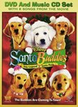 Santa Buddies (with Bonus Soundtrack CD)