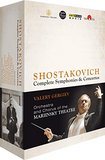 The Shostakovich Cycle- Complete Syphonies & Concertos [Box Set] [Blu-ray]