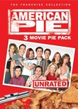 American Pie 3 Movie Pie Pack: The Franchise Collection (Unrated)