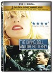 The Diving Bell and the Butterfly [DVD + Digital]
