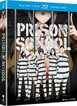 Prison School: The Complete Series (Blu-ray/DVD Combo)