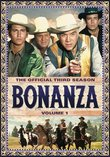 Bonanza: The Official Third Season, Vol. 1