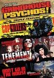 Grindhouse Psychos: Triple Feature