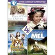 4 Movies Dove Family-Approved: When I Find the Ocean / The Bracelet of Bordeaux / Everyone Loves Mel / The Little Princess