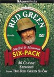 Red Green Stuffed and Mounted Six Pack