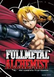 Fullmetal Alchemist: Season One Box Set